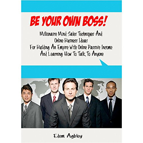 Be Your Own Boss! cover art