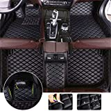 for 2009-2017 Jeep Patriot Floor Mats Full Protection Car Accessories Black 3 Piece Set
