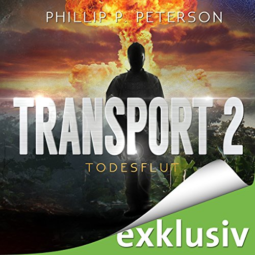 Todesflut (Transport 2) audiobook cover art