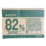 Blanxart Chocolate para Postres Ecológico -República Dominicana 82% Cacao 1 Unidad 1000 g