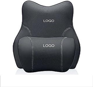 ZHZLNNYY Car seat headrest Neck Pillow Support Lumbar Cushion Lumbar Support,for Land Rover Range Rover 2006~2021