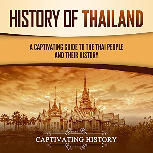History of Thailand cover art