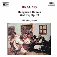 Hungarian Dances / Waltzes by BRAHMS (1994-10-04)