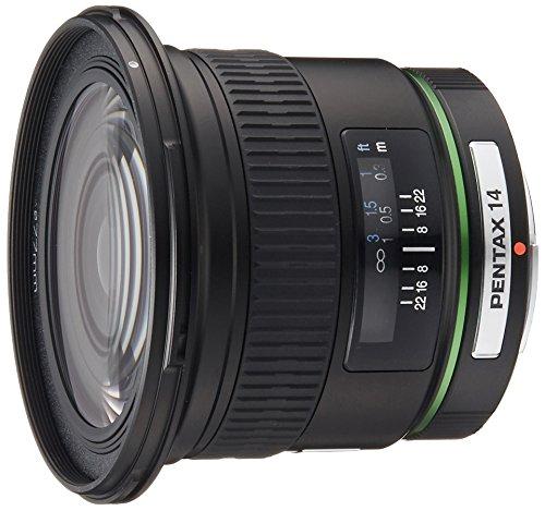 PENTAX 超広角単焦点レンズ DA14mmF2.8ED[IF] Kマウント APS-Cサイズ 21510