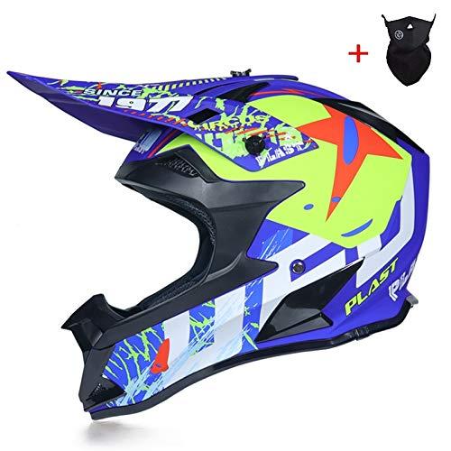 tong99 Motorhelm Motocross helm fiets downhill downhill helm cross helm helm-S