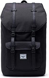 Herschel_ Supply Co. Little America Backpack, One Size (Black/Black)