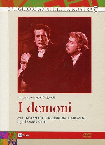 I Demoni (Box 3 Dvd)