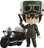 Good Smile Kino's Journey: Kino & Hermes Nendoroid Action Figure
