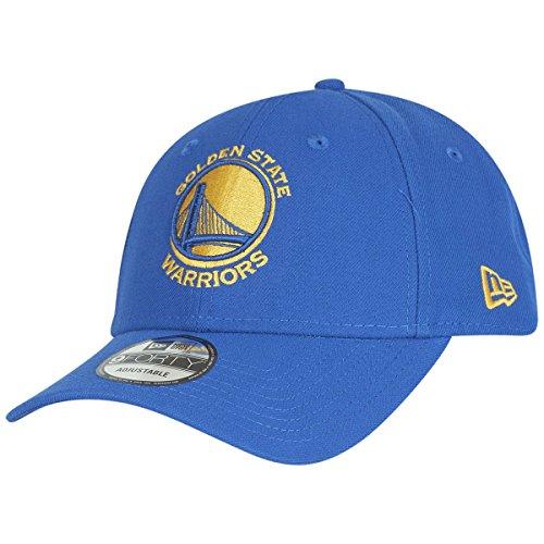 New Era 9Forty Adjustable Curve Cap ~ Golden State Warriors
