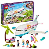 LEGO Friends Heartlake City Airplane 41429, Includes LEGO Friends Stephanie and Olivia, and Lots of Fun Airplane Accessories to Spark Fun and Creative Playtimes, New 2020 (574 Pieces)
