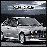 Bmw E30 M3 Calendar 2021 Weekly Planner Journal Notebook