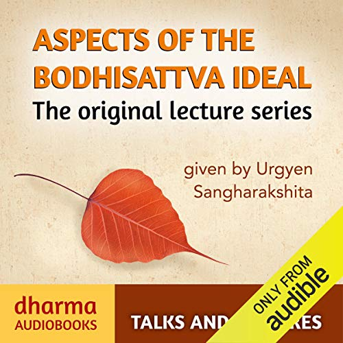 Aspects of the Bodhisattva Ideal cover art