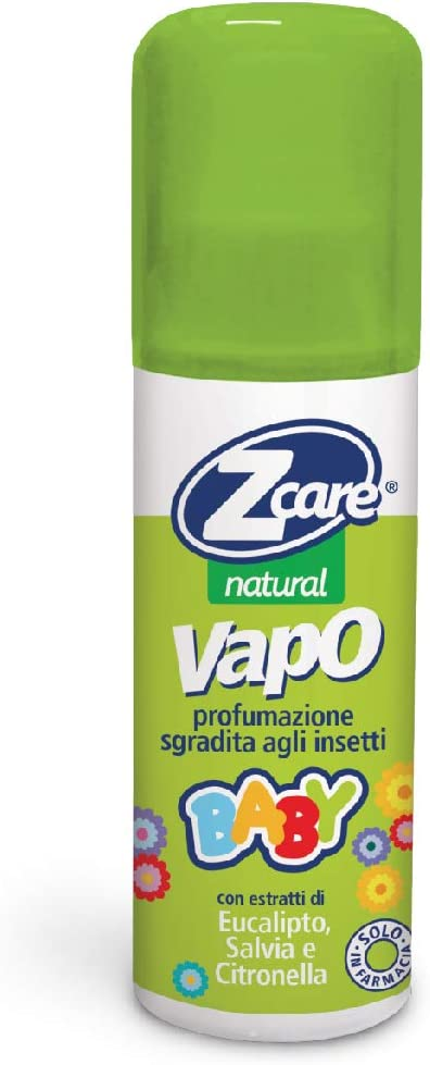 42 opinioni per ZCare Natural Vaporizzatore Antizanzare Bambini Con Essenze Naturali Di