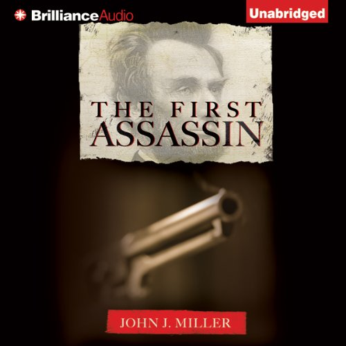 The First Assassin cover art