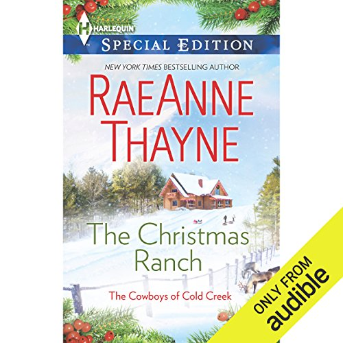 The Christmas Ranch audiobook cover art
