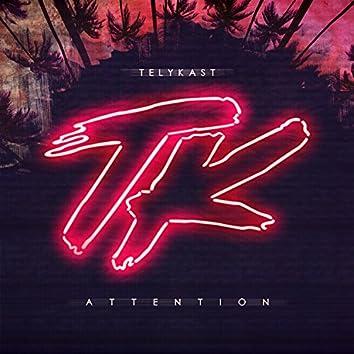 Attention (feat. Amir Brandon)