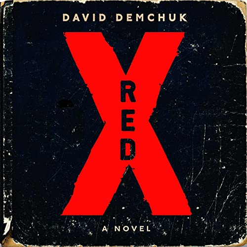Red X cover art