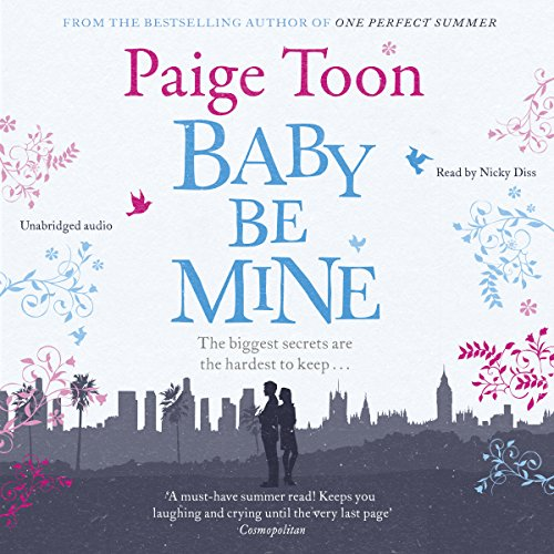 Baby Be Mine audiobook cover art