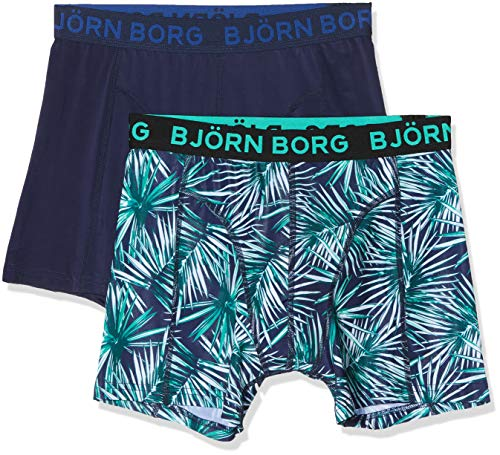 Björn Borg heren boxershorts BB JUNGLE LEAVES SAMMY SHORTS
