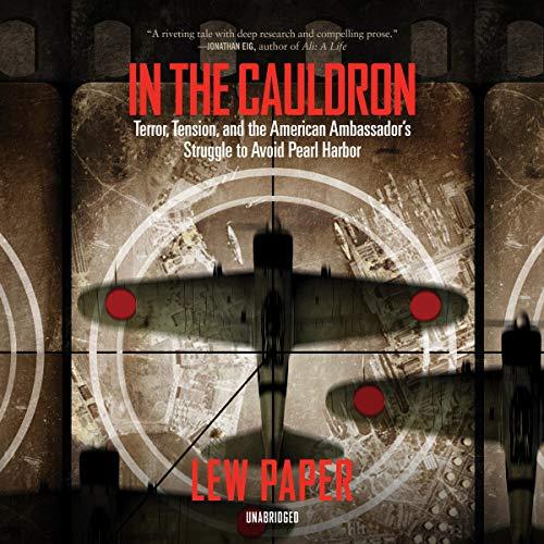Page de couverture de In the Cauldron