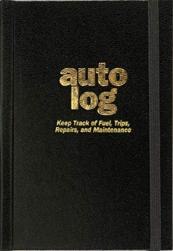 Auto Log: Keep Track of Fuel, Trips, Repairs, and Maintenance