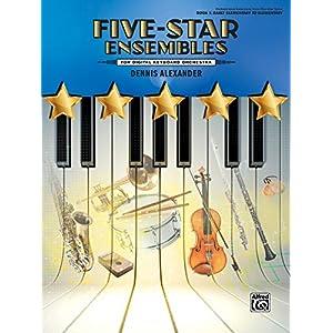 Five-Star Ensembles, Book 1: For Digital Keyboard Orchestra