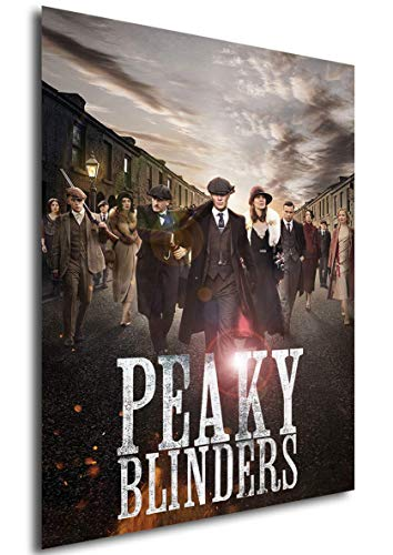 Instabuy Poster Locandina - Peaky Blinders - Formato (42x30 cm)