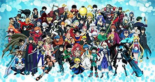 5Tdfc Puzzle 1000 Piezas Anime Goku