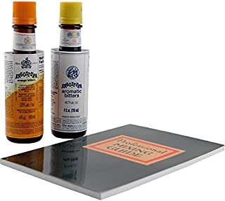 The Angostura Cocktail Bitters & Recipe Book Gift Set
