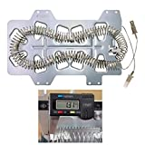 Dryer Heating Element DC47-00019A Compatible with Samsung Kenmore Dryers-...