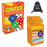 Qwixx with 600 Replacement Score Pads