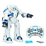 Rastar - Robot teledirigido Spaceman multifunciones blanco (85158)