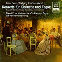 Danzi: Sinfonia/Mozart: Concertone