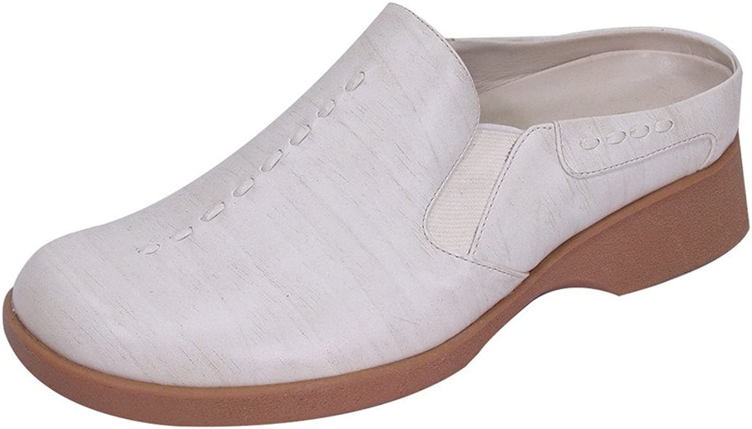 Fuzzy Glenda Women Wide Width Stylish, Adorable, Trendy Clog shoes for Extended Comfort