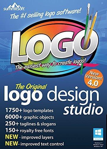 Logo Design Studio Pro By Summitsoft Brand New Sealed