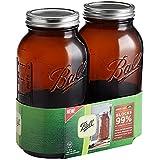 Jar Canning Ambr 1/2gal