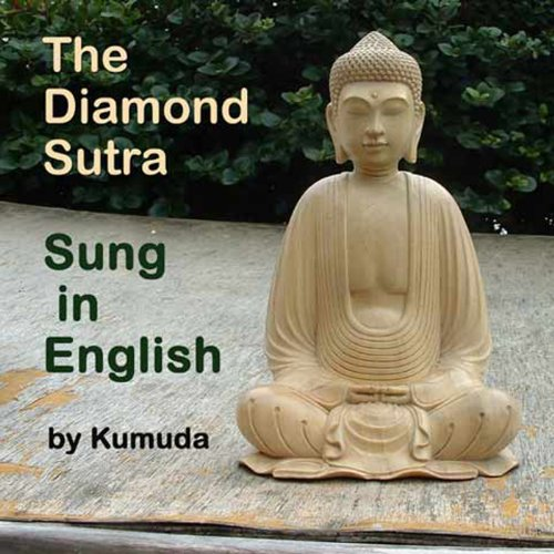 The Diamond Sutra Sung in English audiobook cover art