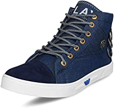 ESSENCE High Top Synthetic Sneaker Shoes for Men and Boys