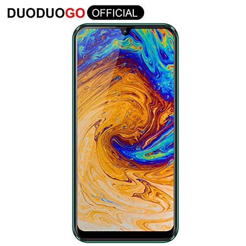 4G Smartphone Offerta Del Giorno 4GB RAM+64GB ROM-Fino a 192GB DUODUOGO S10 Android 8.1 Cellulari in Offerta 19:9 6,26 '' HD Waterdrop Schermo Camera 12MP 4800mAh Telefonia Mobile Face ID