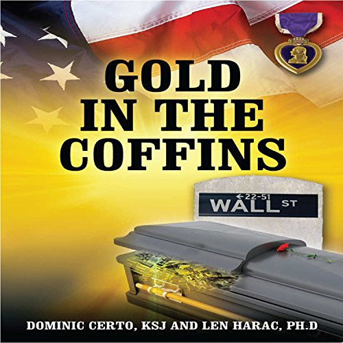 Gold in the Coffins cover art