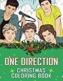 One Direction Christmas Coloring Book: Perfect Gift for all fans of One Direction in this Christmas!!!