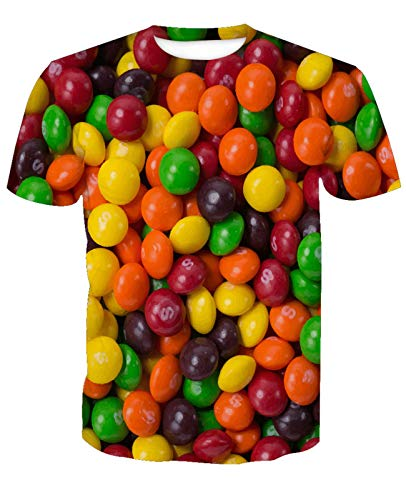 Heren 3D T-shirt kleur chocolade bzonder voetbal team uniform patroon digitale print liefhebbers shirt