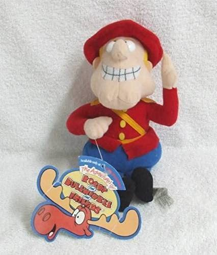 alta calidad The Adventures of Rocky & Bullwinkle & Friends Friends Friends Dudley Doright Plush by Stuffkins, INC  costo real