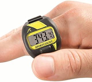 SC SPORTCOUNT Compact Stopwatch Swim Timer - Waterproof...