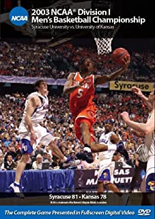 Best 2003 ncaa basketball championship Reviews