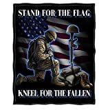 Erazor Bits Tactical Coral Fleece Blanket - Army Gift - Military - MM2323-TB