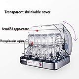 FQM Desinfektionskabinett Teacup Home Desktop Desinfektionszähler -