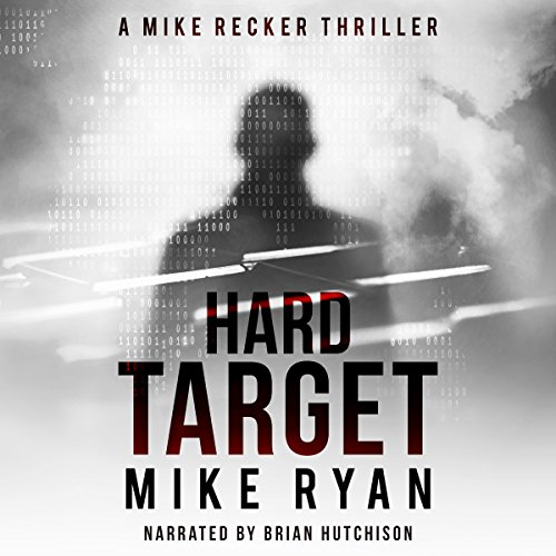 Hard Target audiobook cover art