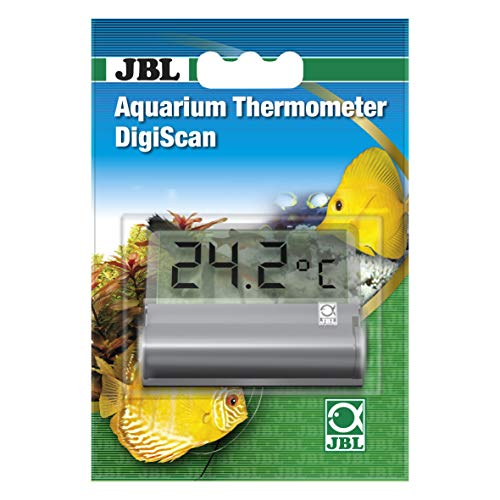 JBL Aquarium Digiscan Thermomètres pour Aquariophilie