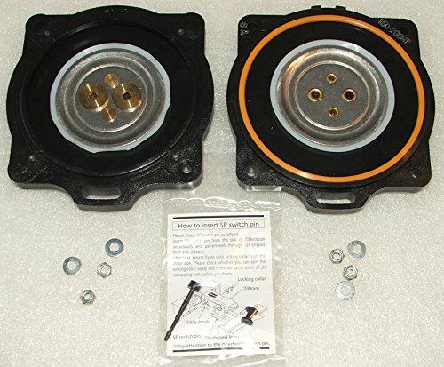 AquaForte HP-150/HP-200 Kit Membrane Noir
